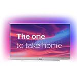 Philips 55PUS7304 – 55 Zoll UHD Fernseher mit 3-seitigem Ambilight für 499,90€(statt 657€)