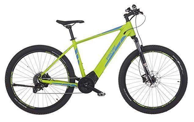 Fischer MONTIS 6.0 E Bike mit 504 Wh Mittelmotor für 1.784,99€ (statt 1.899€)
