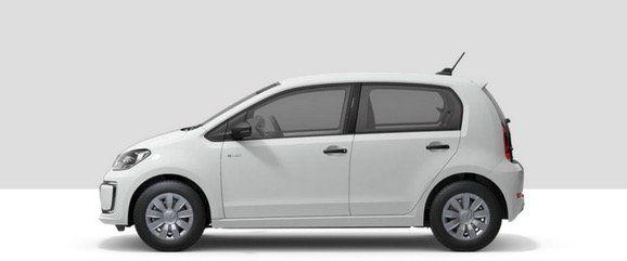 Privat: VW e up Elektro mit 82PS für 129€ mtl. (LF 0,67)
