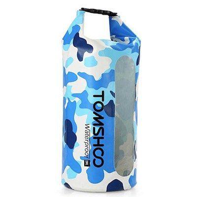 TOMSHOO wasserdichte Aufbewahrungstasche mit 20 Litern für 8,10€ (statt 18€)   Prime