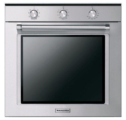KitchenAid KOGSS 60600 Einbaubackofen mit Pyrolyse für 439,40€ (statt 679€)