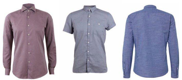 Jeans Direct Hemdenparty: Jedes Hemd für 14,99€ inkl. der Versandkosten