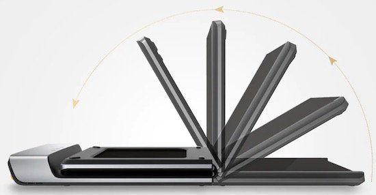 Xiaomi WalkingPad A1 (faltbar & platzsparend) für 318,37€   Versand aus Polen
