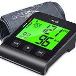 Hizek Oberarm Blutdruckmessgerät mit 4 Zoll Bildschirm für 22,49€(statt 30€) – Prime