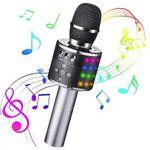 Vorbei! Karaoke Mikrofon mit Lautsprecher für 11,99€ (statt 20€) – Prime