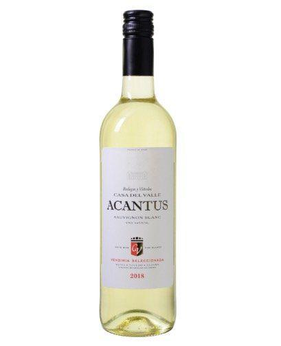12 Flaschen Acantus Sauvignon Blanc Weißwein für 39,99€
