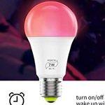 HaoDeng WLAN Smart LED 7W Lampe mit E27 Sockel für 10,49€ (statt 15€) – Prime