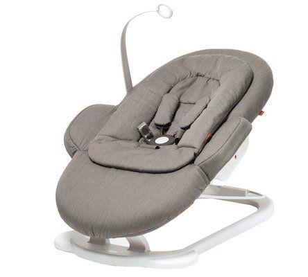 Stokke Steps Bouncer Babywippe mit Neugeborenen Einsatz für 100,95€ (statt 147€)