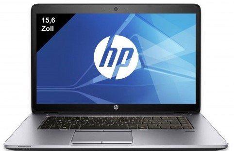HP EliteBook 850 G2 (15,6, Core i5, 8GB, 250GB SSD) für 303,20€ (statt 528€)   refurbished