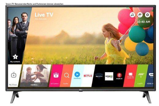 LG UM7500PLA LCD LED Fernseher mit 43, 4K für 299€ (statt 350€)   Rückläufer