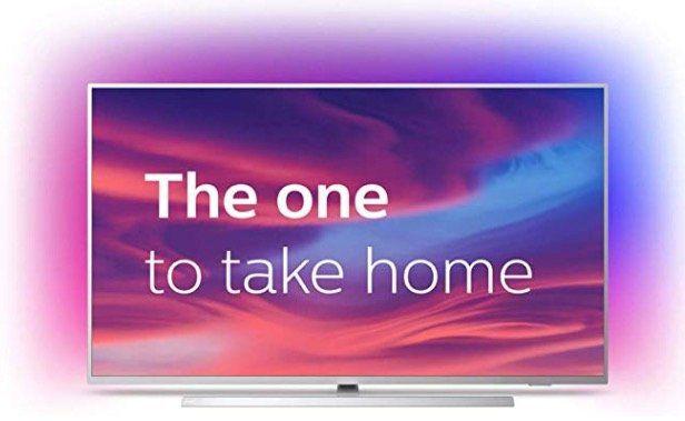 Philips 58PUS7304   58 Zoll UHD Fernseher mit 3 seitigem Ambilight für 709,90€ (statt 832€)