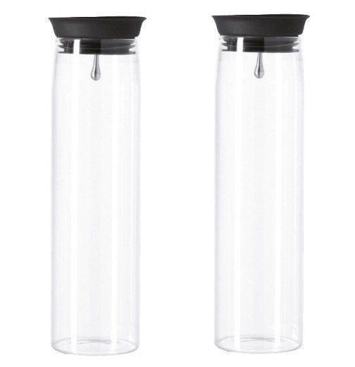 2er Pack Leonardo Brioso Wasserkaraffe mit je 1 Liter für 22,99€ (statt 32€)