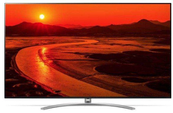 LG 75SM9900PLA   75 Zoll 8k UHD Fernseher mit NanoCell IPS Panel für 3.990€ (statt 4.790€)