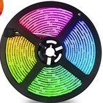 Hengda RGB LED Stripes 5m 5050 LEDs inkl. Fernbedienung für 11,19€ (statt 16€)