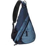 Unigear Sling-Rucksack mit 2 Hauptfächern für 8,99€ (statt 25€) – Prime