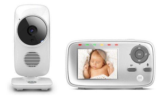 Motorola MBP483 digitales Video Babyphone für 69,99€ (statt 95€)