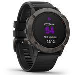 Garmin fenix 6X Sapphire GPS-Multifunktionsuhr für 679,20€ (statt 818€)
