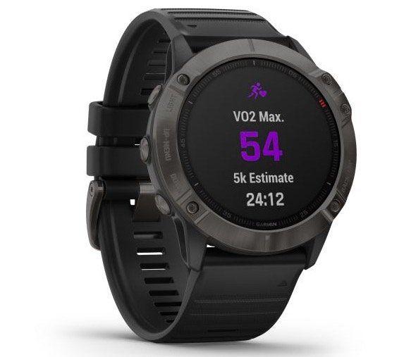 Garmin fenix 6X Sapphire GPS Multifunktionsuhr für 679,20€ (statt 818€)