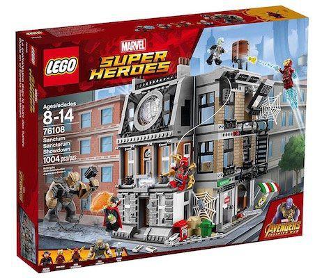 LEGO Marvel Super Heroes   Sanctum Sanctorum: Der Showdown für 79,99€ (statt 102€)