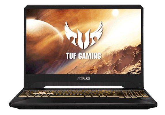 Asus FX505D – Gaming Notebook mit Ryzen 7 + GTX 1660 Ti für 792€