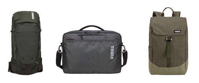 Thule Taschen, Koffer, Rucksäcke Sale bei veepee   z.B. Thule Crossover 45L für 179,99€ (statt 231€)
