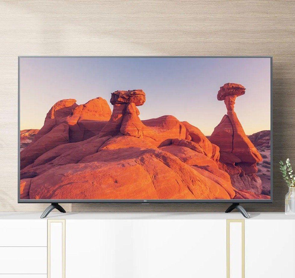 Xiaomi Mi Smart TV 4S – 43 Zoll UHD Fernseher mit Netflix- & Amazon Prime für 236,60€ (statt 339€)