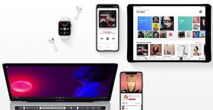 Vorbei! Für Neukunden: 4 Monate Apple Music kostenlos testen   iOS und Android