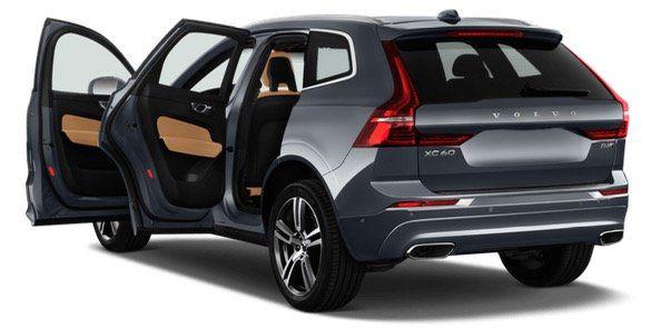 Privat & Gewerbe: Volvo XC60 D4 Momentum Pro Geartronic mit 190PS in Onyx Schwarz Metallic für 349€ brutto   LF 0,67