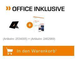 Microsoft Surface Go LTE   8GB RAM + 128GB SSD inkl. Office 365 für 613€ (statt 721€)