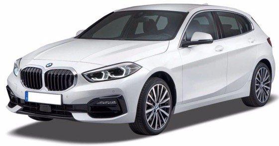 Privatleasing: BMW M135i xDrive mit 306PS für 390€ mtl.   LF 0,79