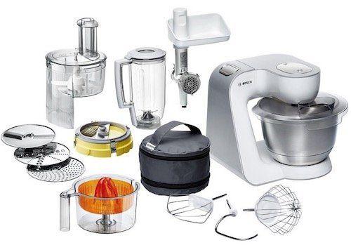 Vorbei! Bosch MUM54251 Küchenmaschine für 179€ (statt 255€)
