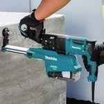 Makita HR2651TJ SDS+ Bohrhammer mit Staubabsaugung für 185,90€ (statt 230€)