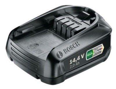 Bosch Akkupack PBA 14.4V 2Ah WA für 33€ (statt 55€)