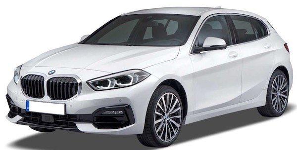 BMW 118i mit 140 PS & Doppelkupplung im Privat Leasing für 238,21€ mtl.   LF: 0,84