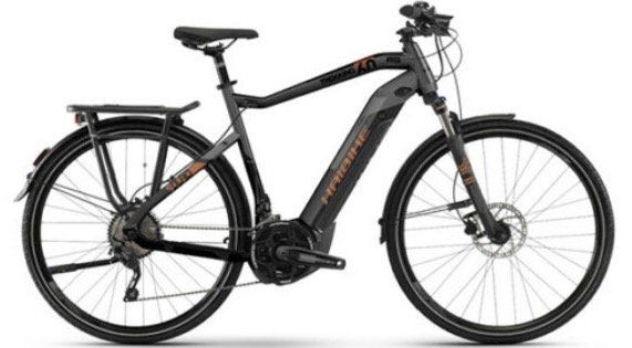 Haibike SDURO Trekking 6.0 Herren 28″ E Bike 2019 für 2.349€ (statt 2.599€)