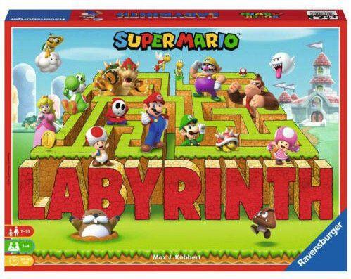Ravensburger Super Mario Labyrinth Familienspiel ab 20,69€ (statt 27€)