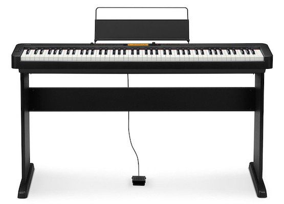 Casio CDP S350 Digitalpiano mit 88 gewichteten Tasten für 429,15€ (statt 499€)