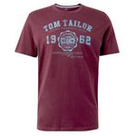 3er Pack Tom Tailor Logo T-Shirts in Regular Fit für 20,97€ (statt 30€)