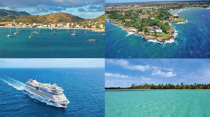 14 Tage AIDAdiva Karibik & Mexiko inkl. Balkonkabine + Flügen ab 1.949€ p.P.