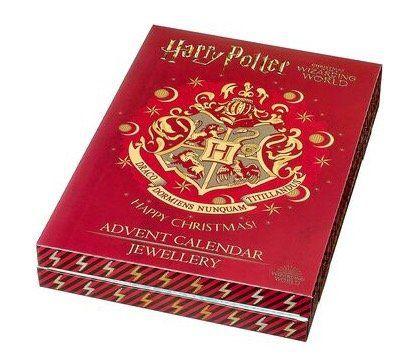 Harry Potter Adventskalender mit Schmuck für 46,34€ (statt 65€)