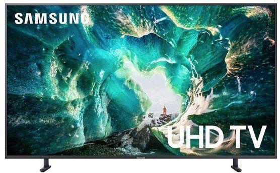 Samsung RU8009 55 LED Ultra HD Fernseher (Modell 2019) für 629€ (statt 799€)