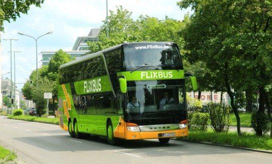 Maximal 3 Stück: Flixbus Deutschland Fahrt als Einzelticket für 9,99€