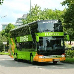 Flixbus Deutschland Fahrt als Einzelticket für 9,99€