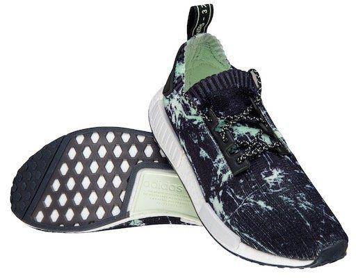 adidas Originals NMD R1 Primeknit Boost Sneaker in Aero Green für 46,40€ (statt 58€)