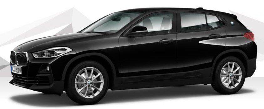 BMW X2 sDrive 18i mit 140 PS im Leasing für 184€ mtl. brutto   LF: 0,77