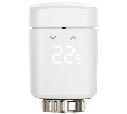 Vorbei! Elgato Eve Thermo Heizkörper Thermostat mit HomeKit Support ab 39€ (statt 61€)