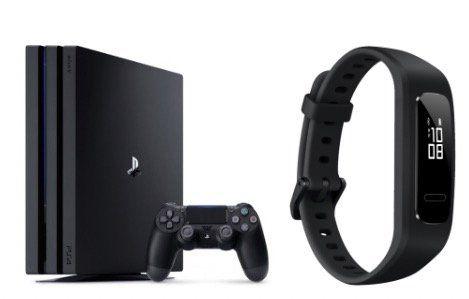 PlayStation 4 Pro + Huawei Band 3e für 24,99€ + Vodafone Flat mit 7GB LTE für 19,99€ mtl.