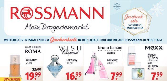Aktuelle ROSSMANN Angebote mit z.B. Celebrations für 1,99€ (statt 2,69€)