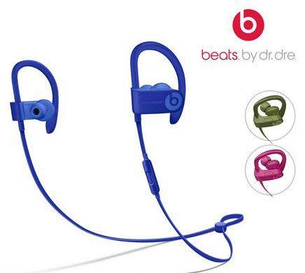 Beats Powerbeats 3 Wireless In Ear Kopfhörer in 3 Farben für je 65,90€ (statt 119€)