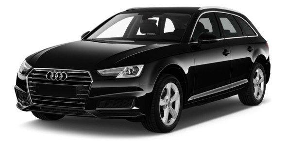 Audi A4 35 TFSI Avant mit 150 PS im Gewerbe Leasing (48 Monate, 20.000 p.a.) für 209€ mtl. netto   LF 0,63